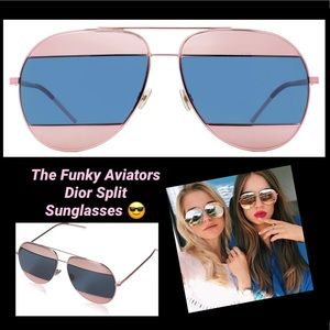 BE READY FOR THIS SPRING DIOR AVIATOR SUNGLASSES